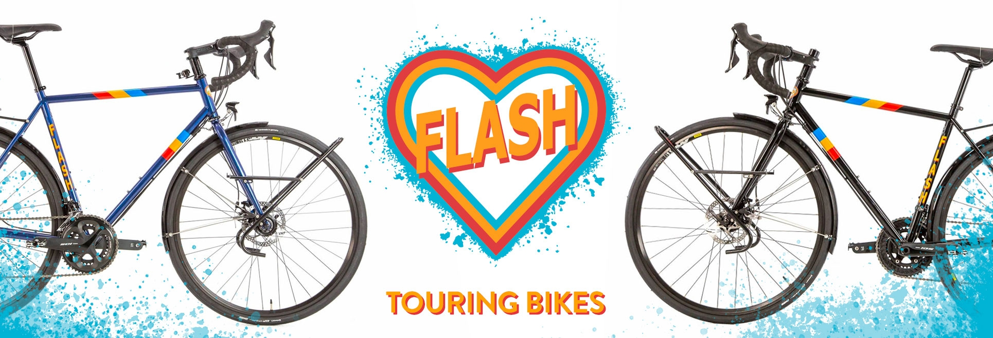 Touring & City Bicycles