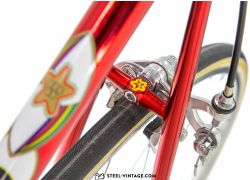 Olmo Competition Cromovelato Road Bicycle 1970s