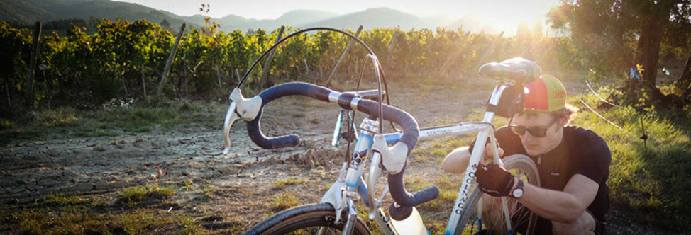 Bicycles for Eroica