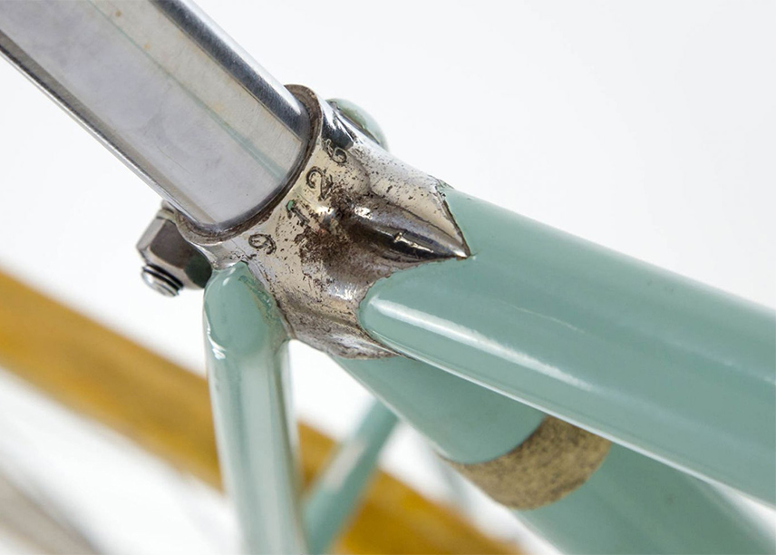 Fausto Coppi's Personal Bike 1946 frame number-91267