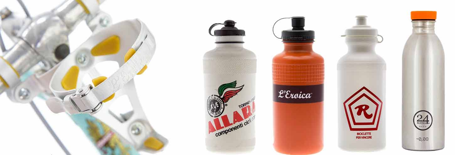 Buy Water Bottles & Cages for Vintage Bicycles Online