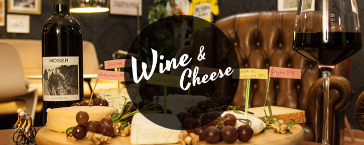 Cheese & Wine Thursdays Steel Vintage Cafe