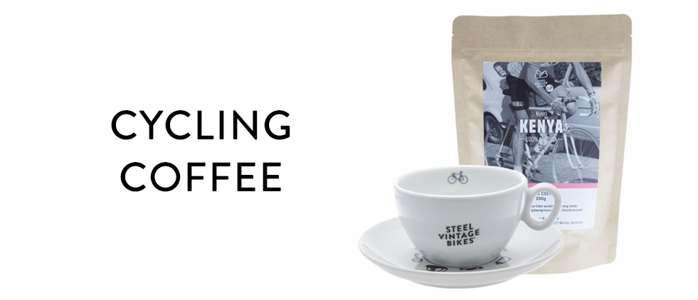 Coffee For Cyclists