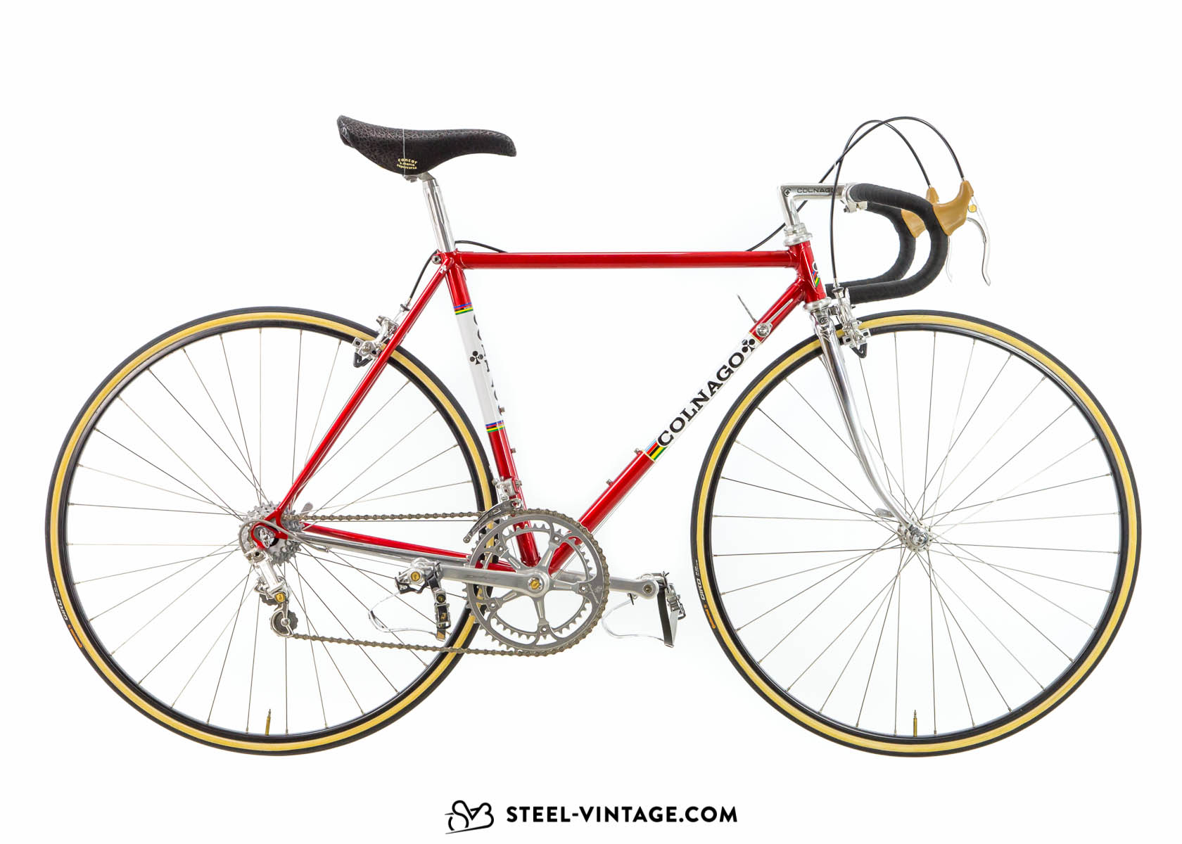 Vintage Colnago Bicycle for Eroica