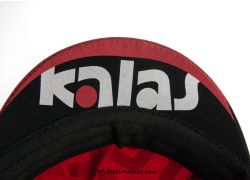 Kalas Cycling Cap Red