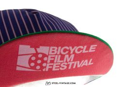 Cinelli Bicycle Film Festival Cycling Cap