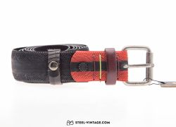 Cycled Belt Vittoria Red with Green No.14872