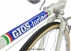 Gios Professional Road Bike Classic 1980s