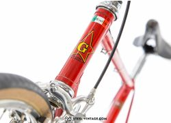 Guerciotti Classic Climbing Bicycle