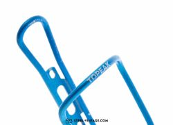 Topeak Blue Water Bottle Cage