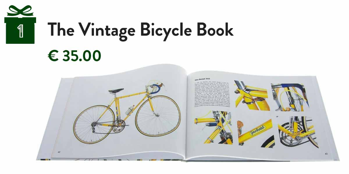 Steel Vintage Bikes Christmas Gifts