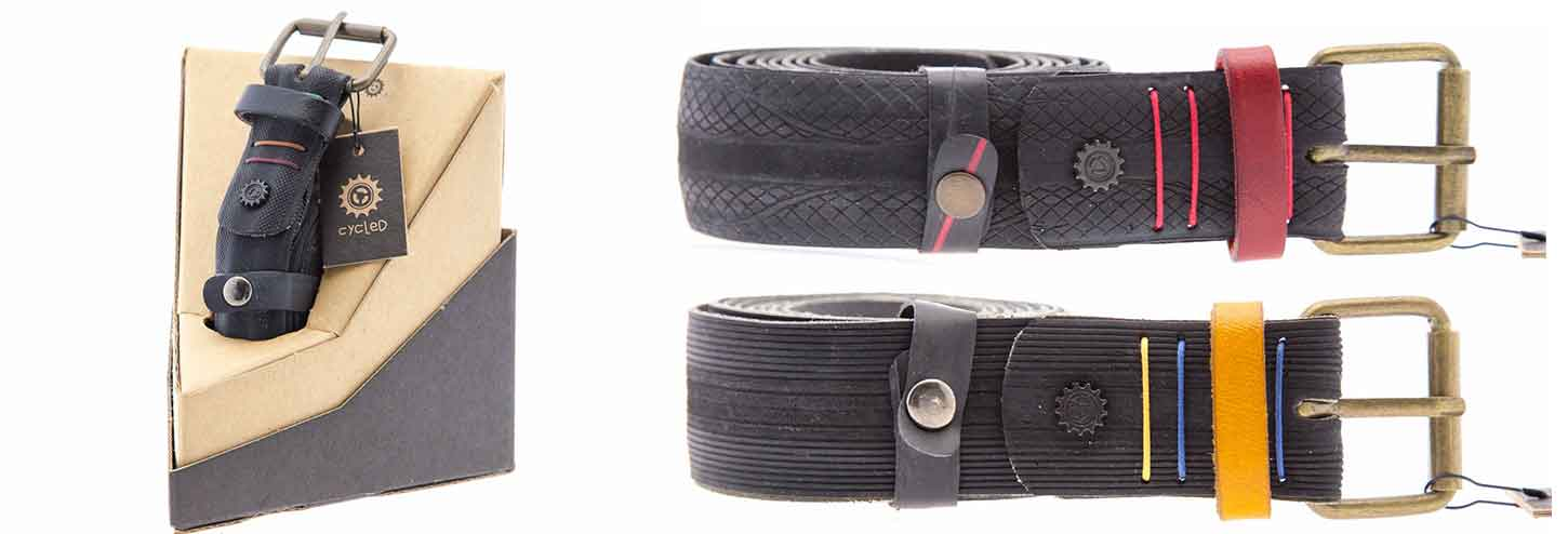 Buy Cycled Belts Online