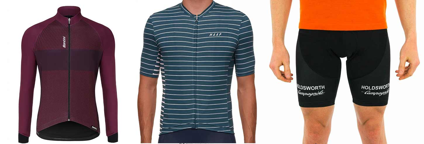 Buy Cycling Modern Jerseys for Vintage Bicycles Online