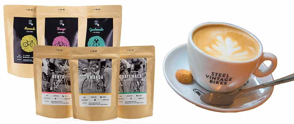 Coffee for Vintage Bicycles Online