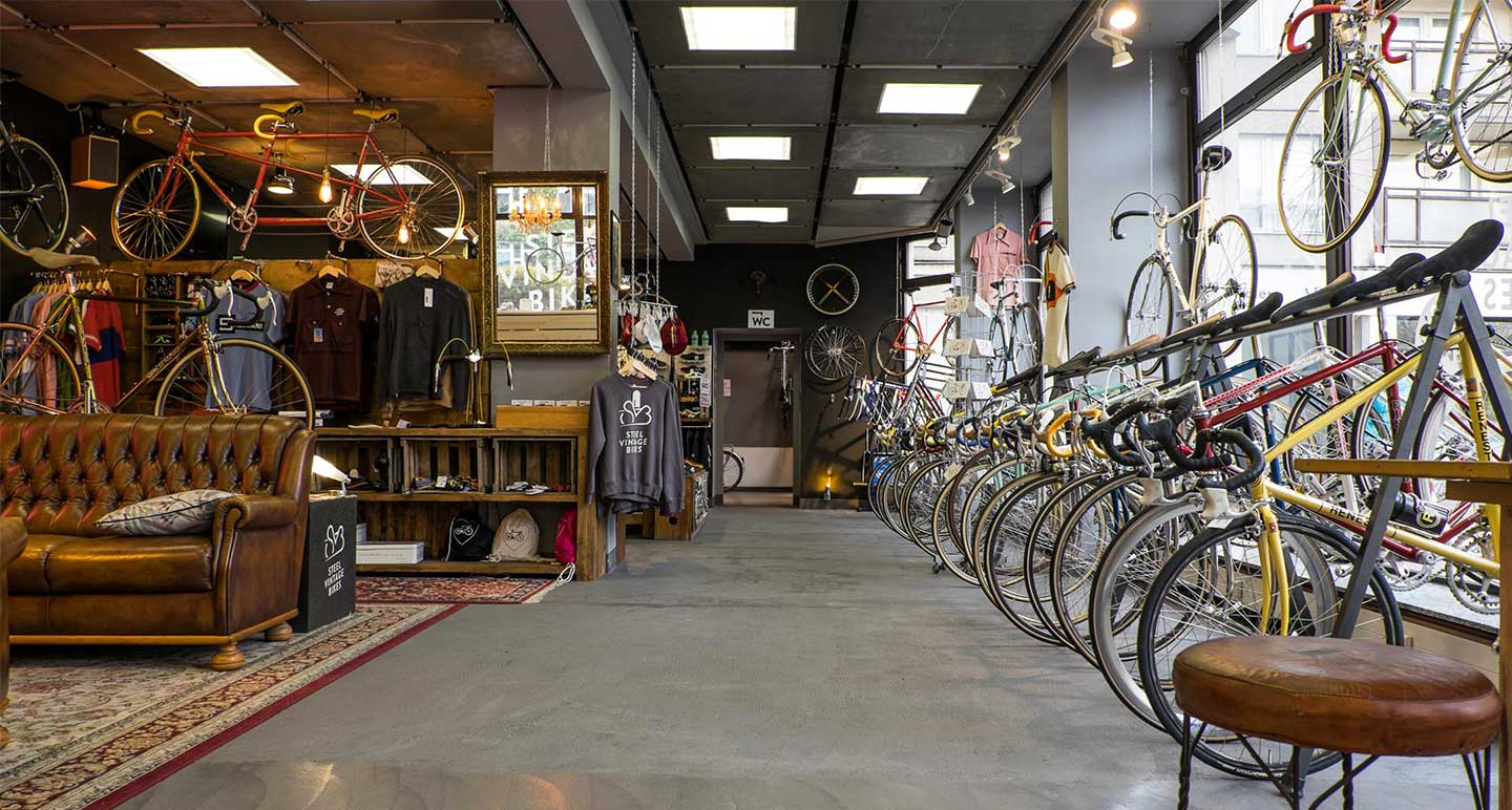 Store Manager at Steel Vintage Bikes