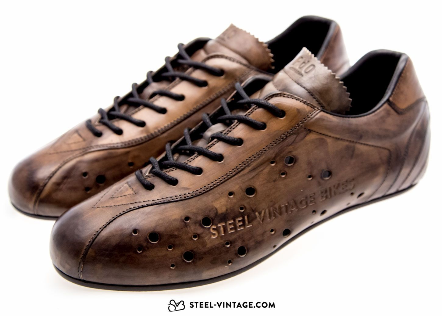 SVB Vuelta Pro Cycling Shoes Brown